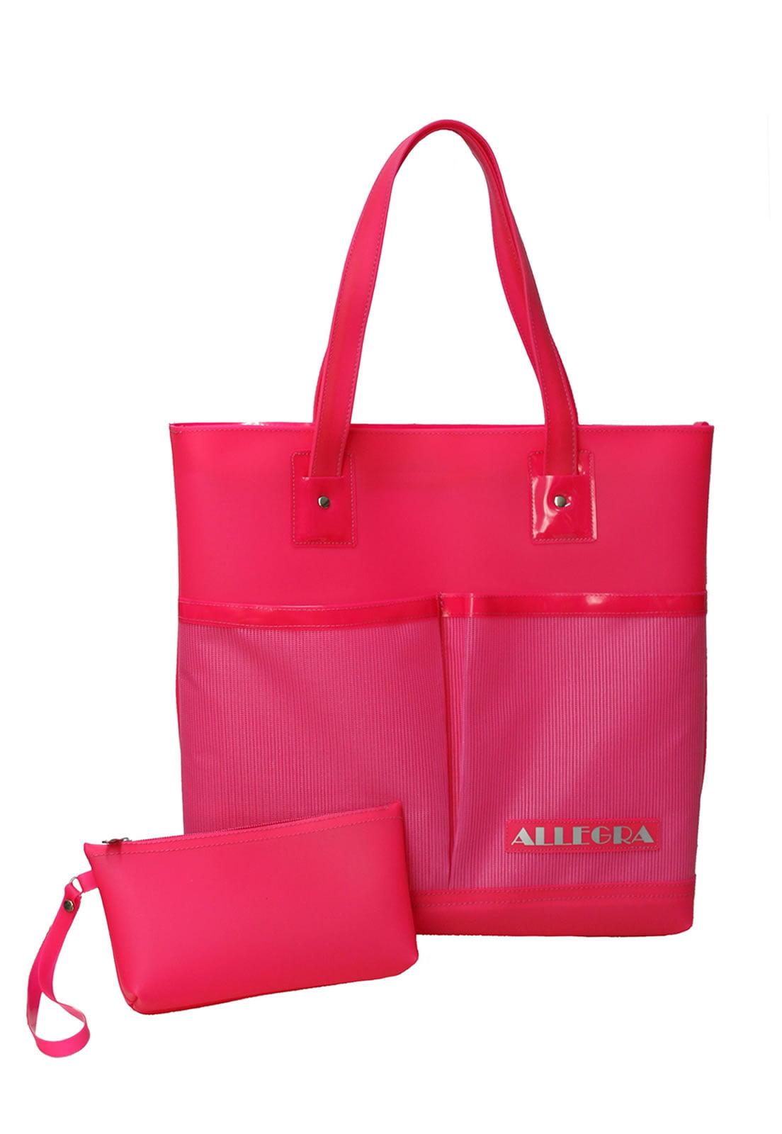 Bolsa praia new millor rosa