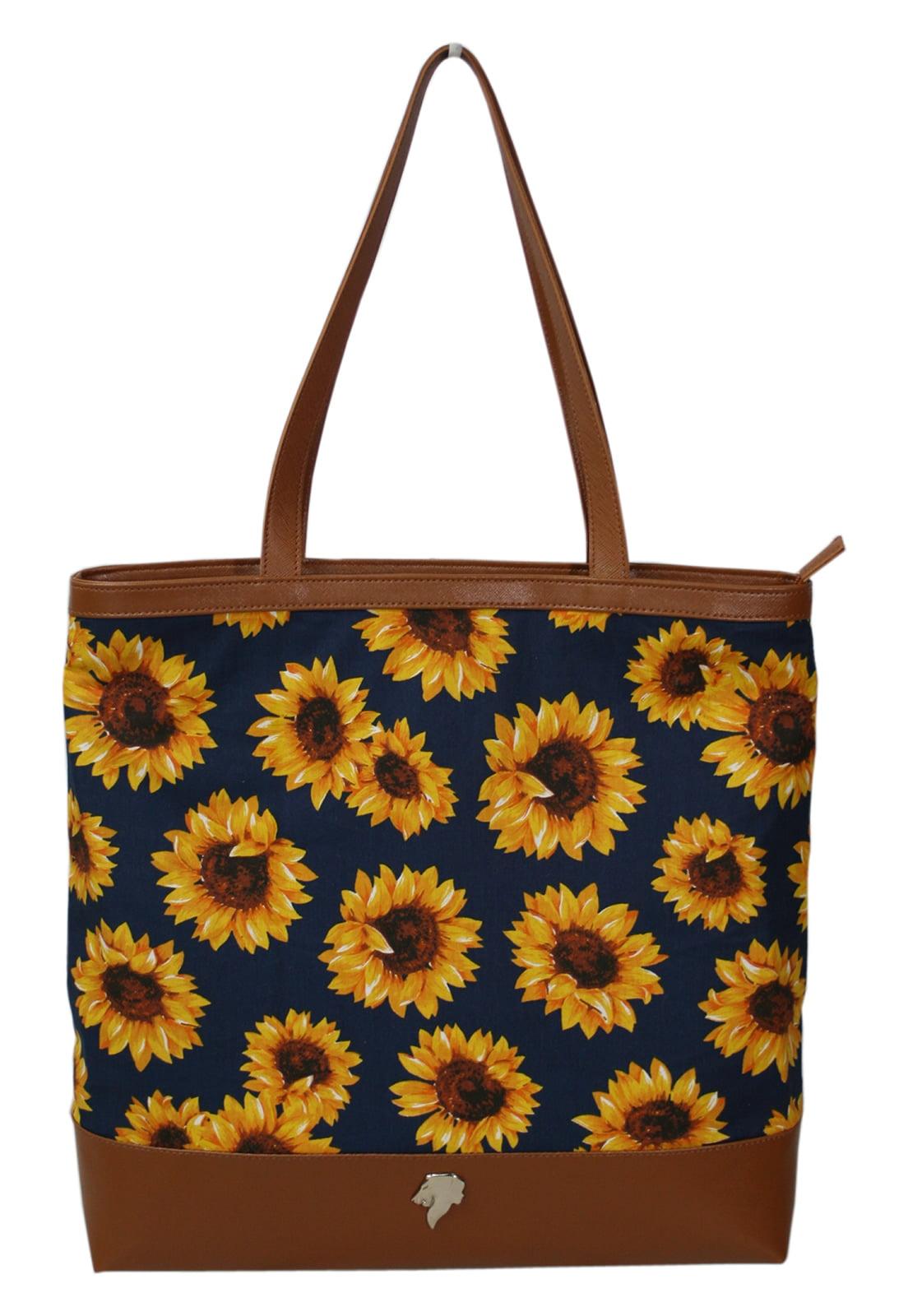 Sacola feminina Sunflower Allegra