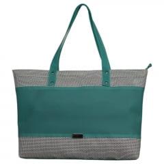 Bolsa de praia Evolution verde