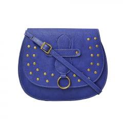 Bolsa transversal azul Merida