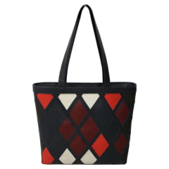 Sacola shopper patchwork Pisa